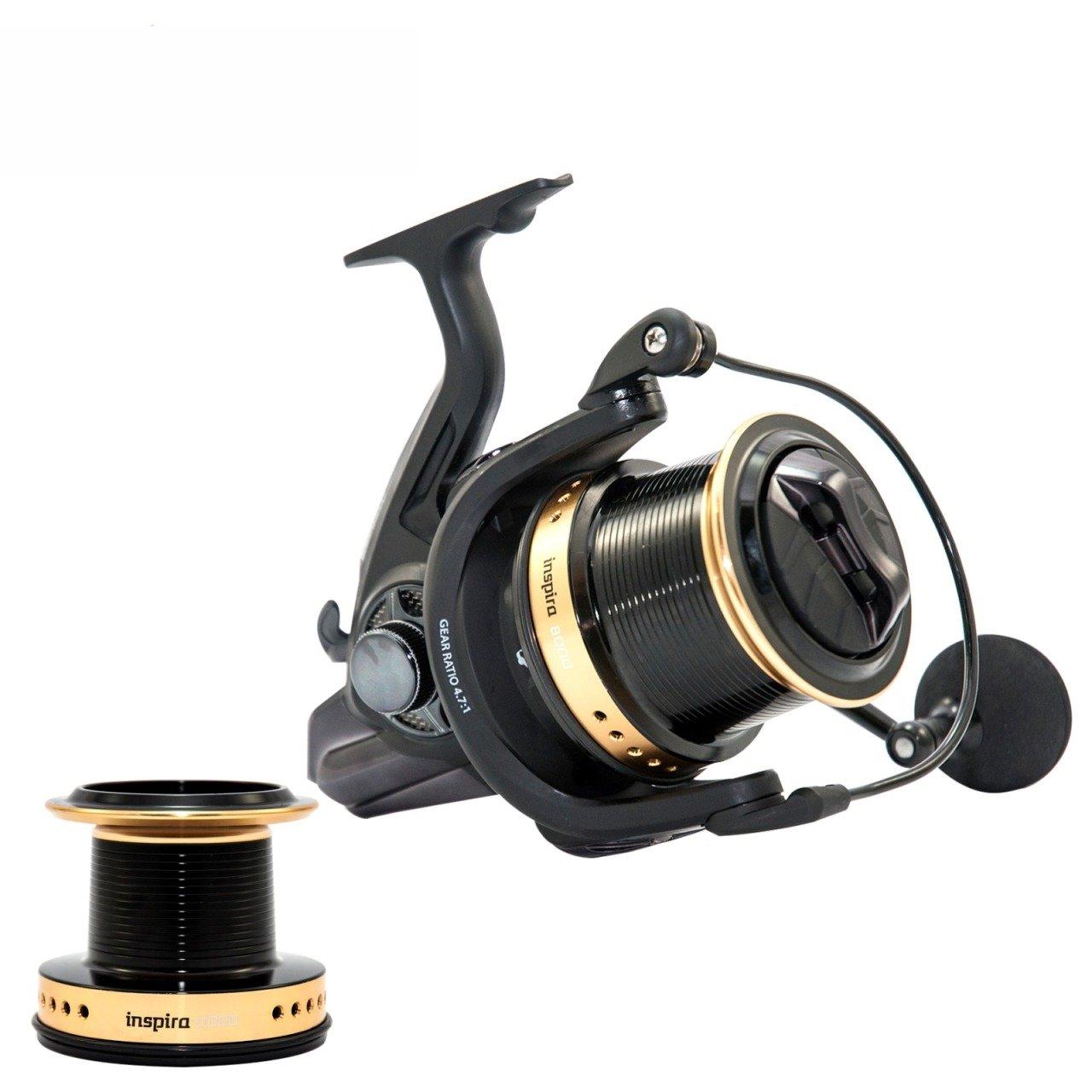 Carreto Vega Inspira 8000 1 Pesca Barrento