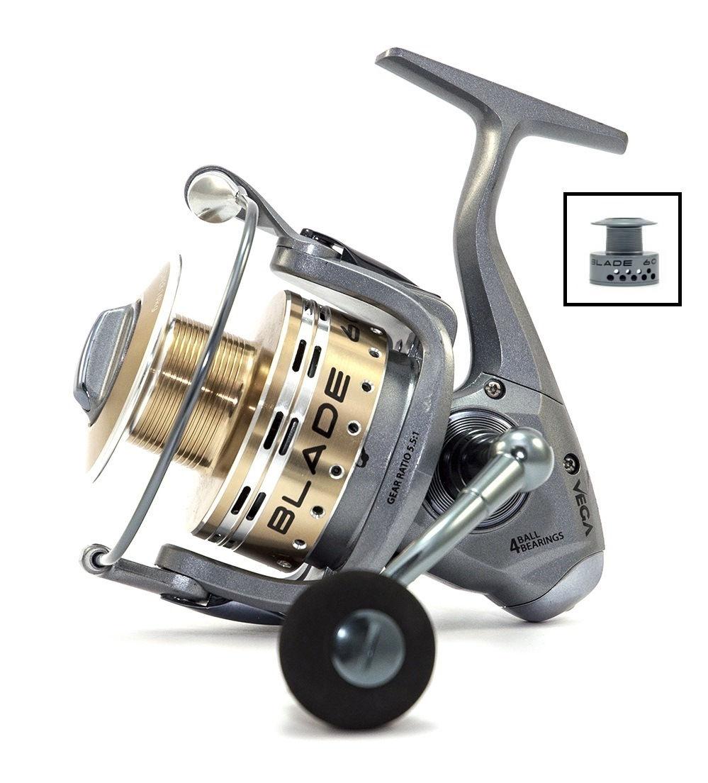 Carreto Vega Blade 60 - Pesca Barrento