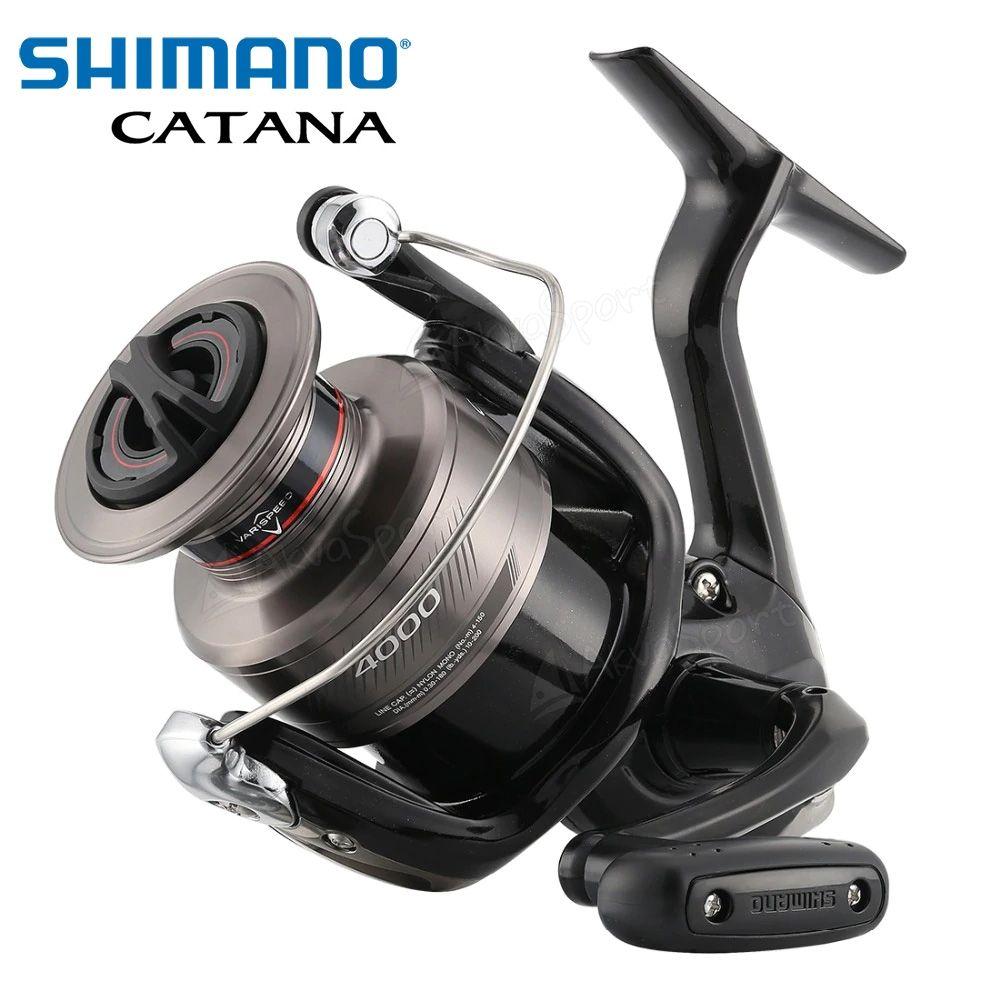 Carreto Shimano Catana - Pesca Barrento