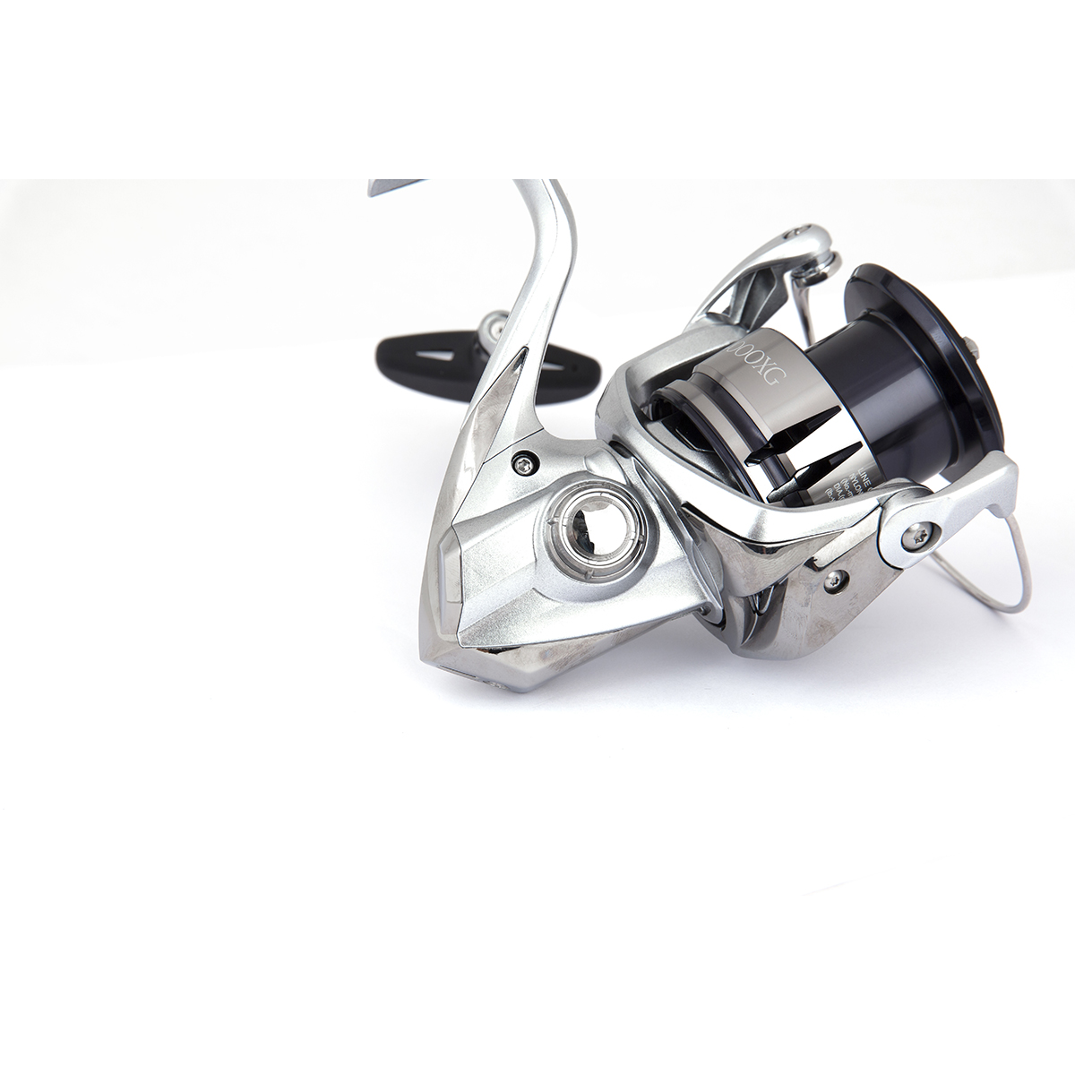 Carreto Shimano Stradic C4000 Xg Fl 0 Pesca Barrento