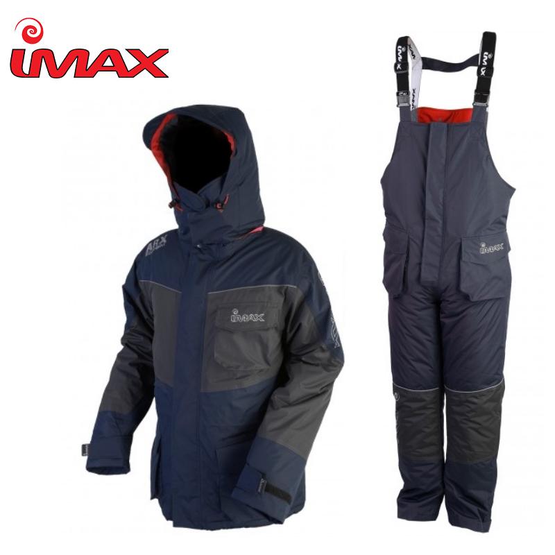 Imax Arx 20 Thermo Suit Pesca Barrento