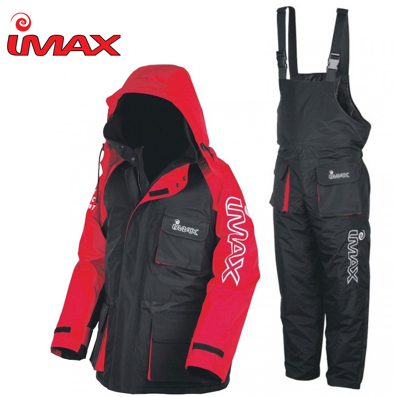 Imax Oceanic Thermo Suit Pesca Barrento