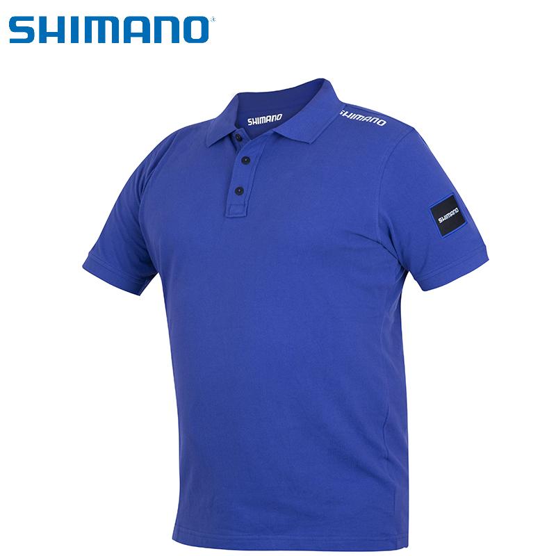 Polo Shimano Azul Pesca Barrento