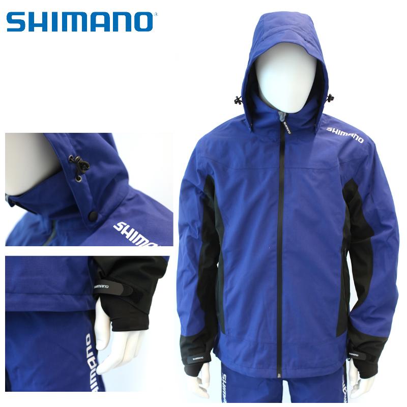 Shimano Casaco Azul Pesca Barrento