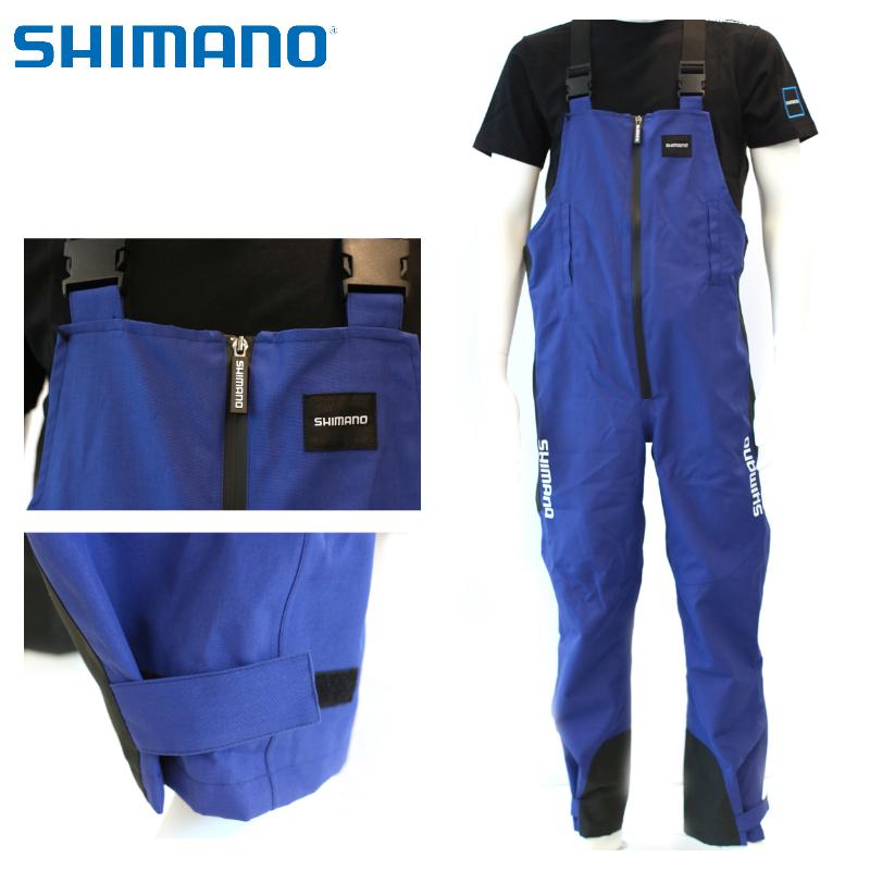Shimano Jardineira Azul Pesca Barrento