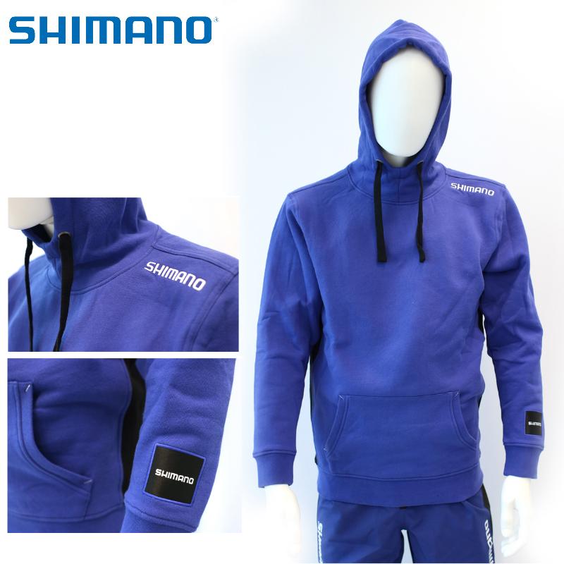 Shimano Sweat Azul Pesca Barrento