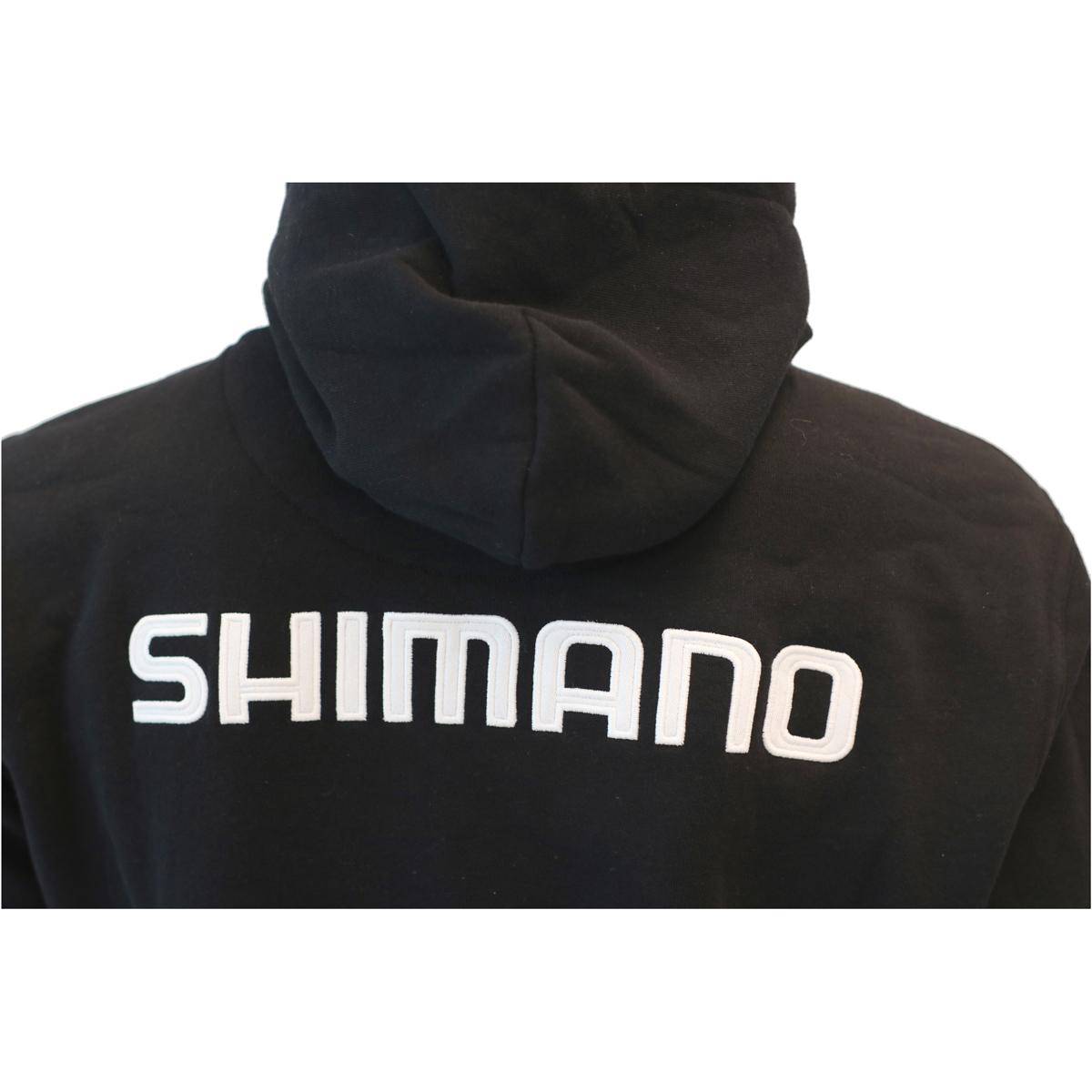 Shimano Sweat Preta Pesca Barrento